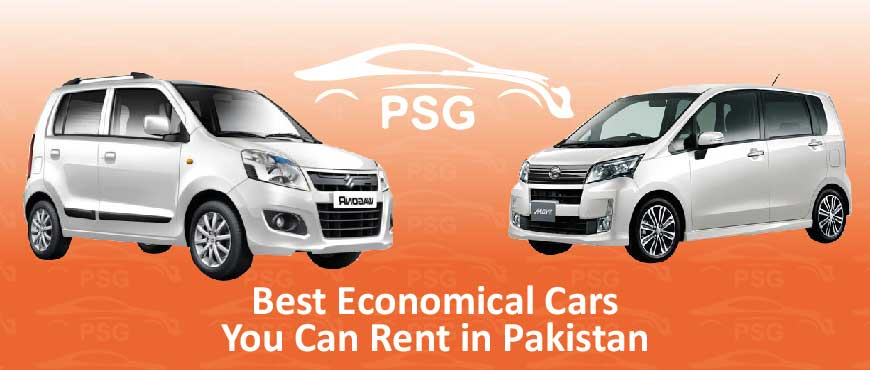 Pakistan Rent A Car Rates